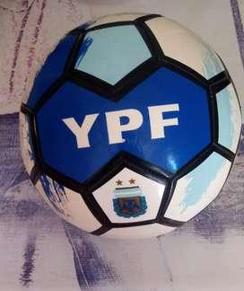 Pelota YPF nueva, sin uso