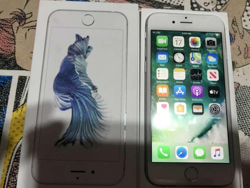 celular apple iphone 6s 64gb nuevo en caja original liberado de origen 0