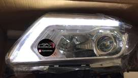 Kit Faroles Led para Nissan Frontier Np300
