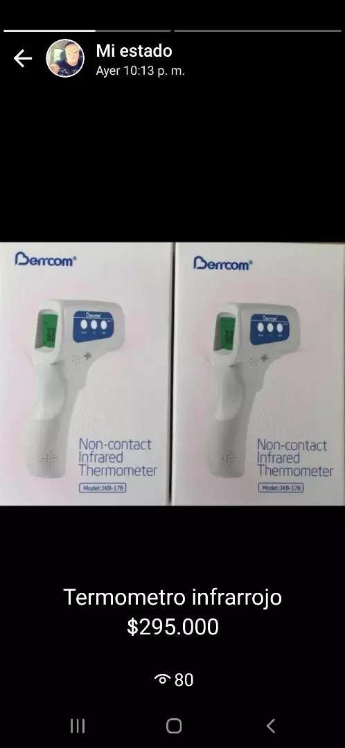 Termometro infrarojo afk 0