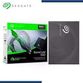 SSD SEAGATE 500GB