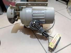 Motor remalladora industrial o maquina coser