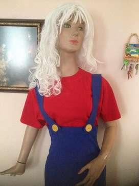 Disfraz Gamer Girl Talla S