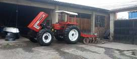 Se vende hermoso tractor