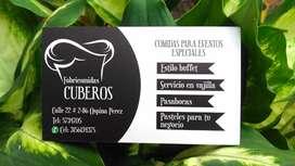 REFIRGERIOS EMPRESARIALES Y COMIDAS PARA EVENTOS