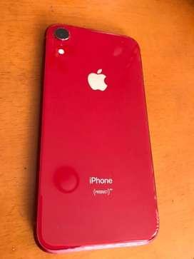 Iphone XR Rojo 64 gb como Nuevo