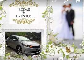 Auto para Matrimonio