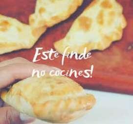 """Venta """"Empanadas a la Chiny"""""""