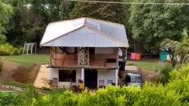 2 Casas Finca Camprestre, Restrepo Valle.