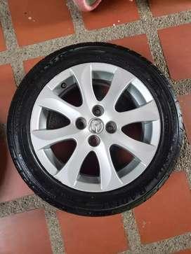 Rines Mazda 2 Originales