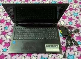 Portatil Acer 15.6 Pul