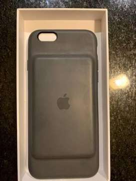 Smart Battery Case iPhone 6S Original Negro