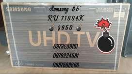 "Samsung 65""  RU7100"