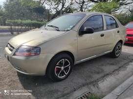 Chevrolet Aveo Activo 2010