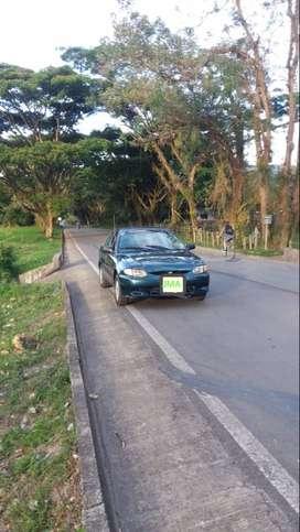 Venta de carro hyundai acces