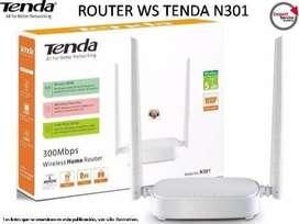 Router Ws Tenda 300mbps N301