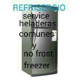 Service Heladeras Zona Sur