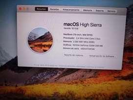 Mac book 2010 cargador original