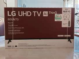 "TV LG 60"" UHD 4K (INCLUIDO CONTROL MAGIC)"