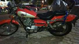 Guerrero GMX 150cc Mod.2009