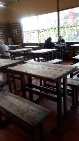 Regalo 15 comedores para restaurante
