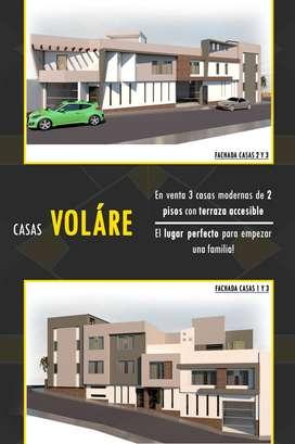 VENDO 3 CASAS VALLE DE LOS CHILLOS