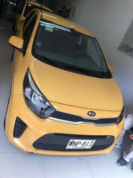 Taxi Kia ion tax individual modelo 2020 REFULL!