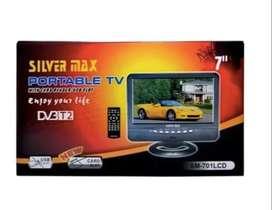 Televisor Portátil Con Tdt 7 Pulgadas Silvermax CC Monterrey local sótano 5