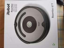 Irobot - Aspiradora Limpiadora Roomba 677 Wifi