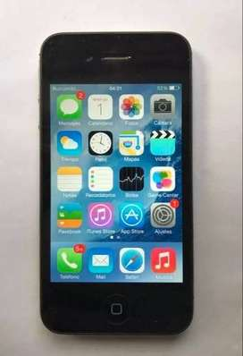 Usado, iPhone 4 8gb Como Nuevo! segunda mano  San Nicolás, Capital Federal