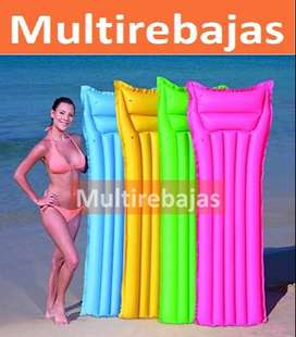 Colchon Inflable Personal Para Piscina