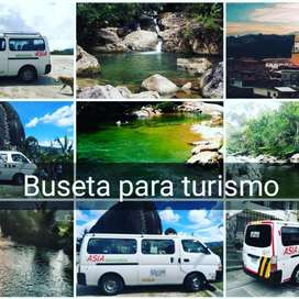 Buseta Paseos Y turismo