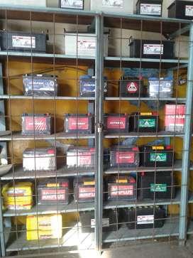 Vendo Baterias para Vehiculos