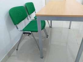 Mesa comedor, mesa melamine, mesita de comedor, mesa rectangular