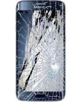 Vidrio  Glass Samsung S6