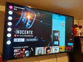 """SMART TV LG 55"""" 2020 CON TODO ORIGINAL"""