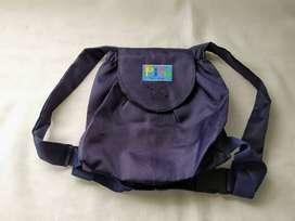 mochila para perro pilú pet´s design azul