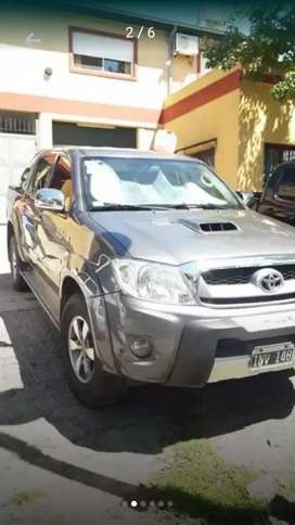 Toyota hilux 4x4 3.0