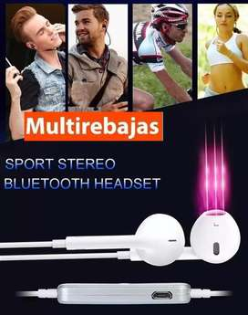 Audifono Deportivos Bluetooth Sony Iphone Android 2018