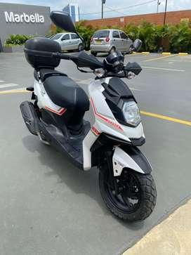 Vendo hermosa moto Akt Dynamic Pro 125 Negociable