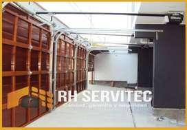 Puertas Seccionales de Garaje - Puertas de Garaje Automáticas