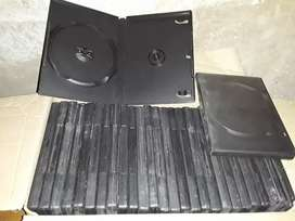 30 Cajas de dvd