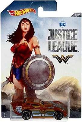Hot Wheels - Justice League - Wonder Woman