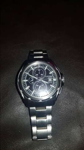 Reloj citizen eco drive hombre b612 s078067