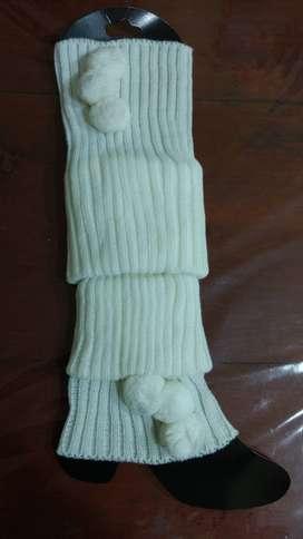 Polainas de lana