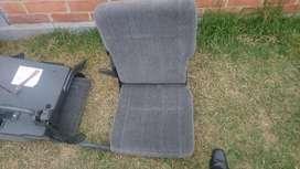 Se vende tercera fila de sillas para trooper, Montero, wagon