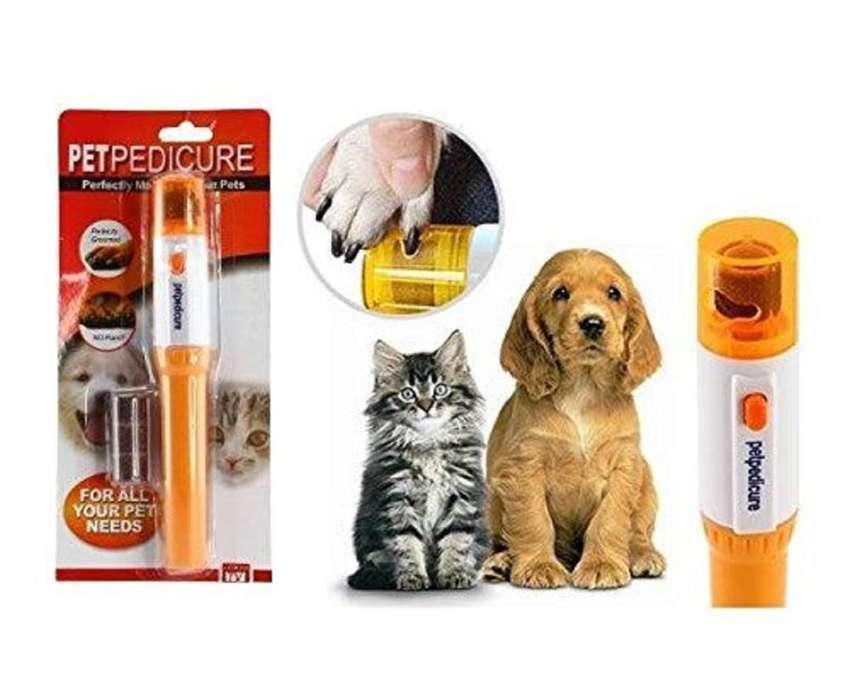 Lima Electrica Para Uñas De Perros Gatos O Mascotas