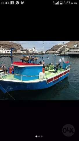 Embarcaciones de pesca artesanal