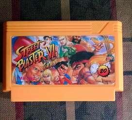 Street Blaster Family Computer