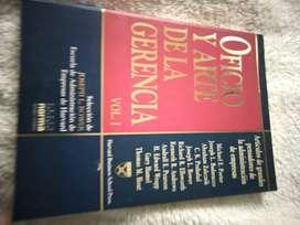 OFICIO Y ARTE DE LA GERENCIA VOL 1 JHOSEPH L.BOWER, ED. NORMA, MUY ECONOMICO!!